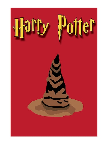 "Rawpockets""Harry Potter""Wall posters (PaperBoard,33cmX48cm) - 15732151 - Standard Image - 1"