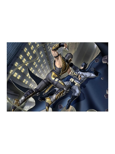 "Rawpockets""Mortal Batman Fighter""Wall posters (PaperBoard,33cmX48cm) - 15732170 - Standard Image - 1"