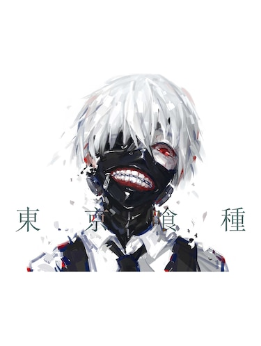 "Rawpockets""Tokyo Ghoul""Wall posters (PaperBoard,33cmX48cm) - 15732209 - Standard Image - 1"