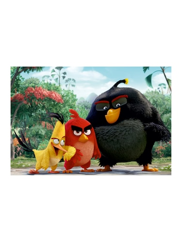 "Rawpockets""Angry Birds Movie""Wall posters (PaperBoard,33cmX48cm) - 15732327 - Standard Image - 1"