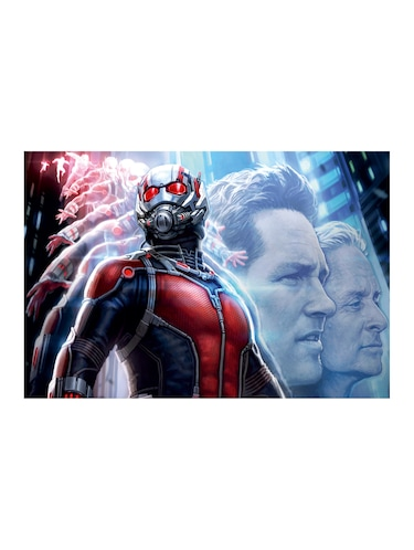 "Rawpockets""Ant Man Wallpaper""Wall posters (PaperBoard,33cmX48cm) - 15732335 - Standard Image - 1"