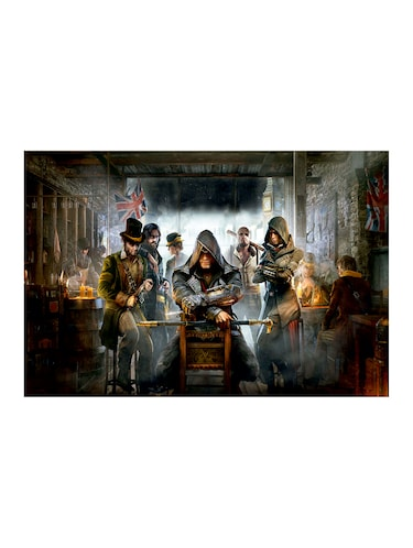 "Rawpockets""Assasin's Creed Syndicate Game""Wall posters (PaperBoard,33cmX48cm) - 15732344 - Standard Image - 1"