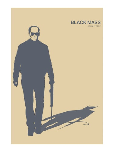 "Rawpockets""Black Mass""Wall posters (PaperBoard,33cmX48cm) - 15732358 - Standard Image - 1"
