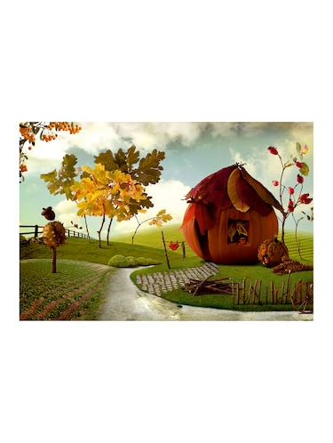 "Rawpockets""Fantasy House""Wall posters (PaperBoard,33cmX48cm) - 15732407 - Standard Image - 1"