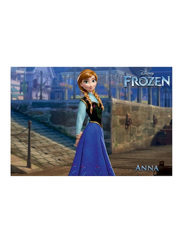 "Rawpockets""Frozen Anna""Wall posters (PaperBoard,33cmX48cm) - 15732416 - Standard Image - 1"