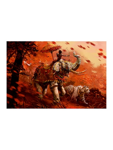 "Rawpockets""Hunting Wallpaper""Wall posters (PaperBoard,33cmX48cm) - 15732448 - Standard Image - 1"