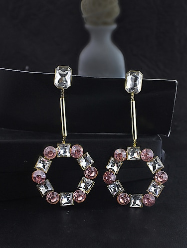Drop earrings - 15734592 - Standard Image - 1