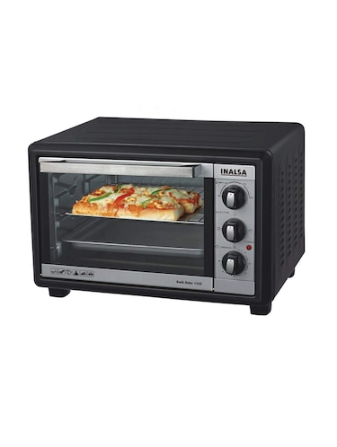 Buy Online Inalsa Kwik Bake 18 Sf 1200 Watt 28 Litre Oven Toaster Griller From Kitchen Appliances For Unisex By Inalsa For 5795 At 0 Off 2020 Limeroad Com