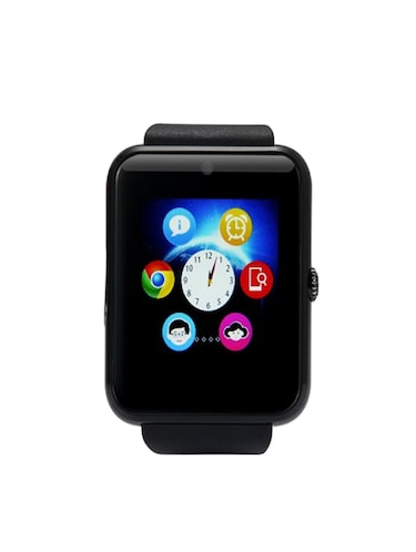 Silicone strap smart watch (A9) - 15953240 - Standard Image - 1