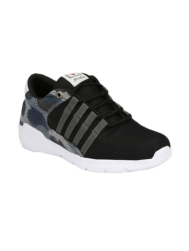 black Mesh sport shoes - 15960591 - Standard Image - 1
