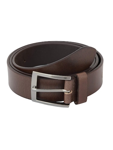brown leather belt - 15983922 - Standard Image - 1