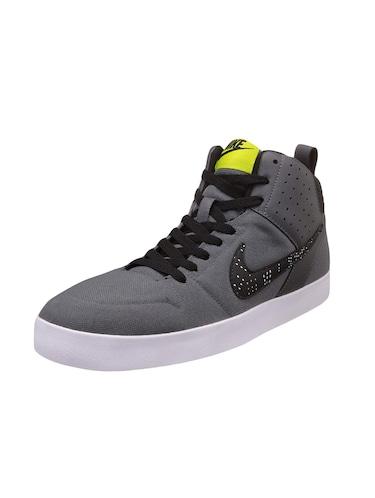 Buy online Nike Liteforce Iii Mid Grey