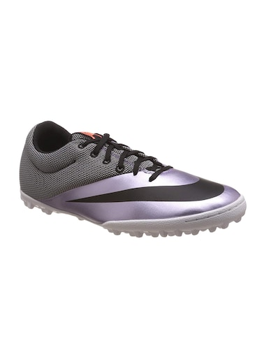 df7aaa129e21 Buy Nike Mercurialx Pro Tf Purple & Black Football Shoes for Men ...