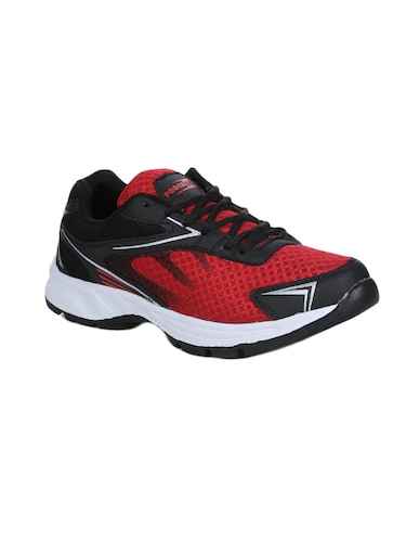 red mesh sport shoes - 16191168 - Standard Image - 1