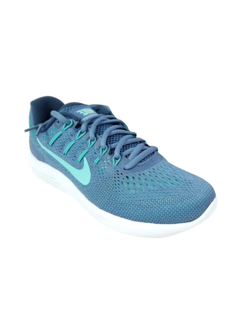 low priced efd14 f9fdc Buy Nike Lunarglide 8 Blue Running Shoes for Men from Nike ...