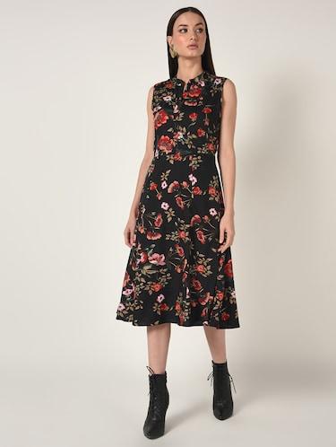 stylish partywear western dress