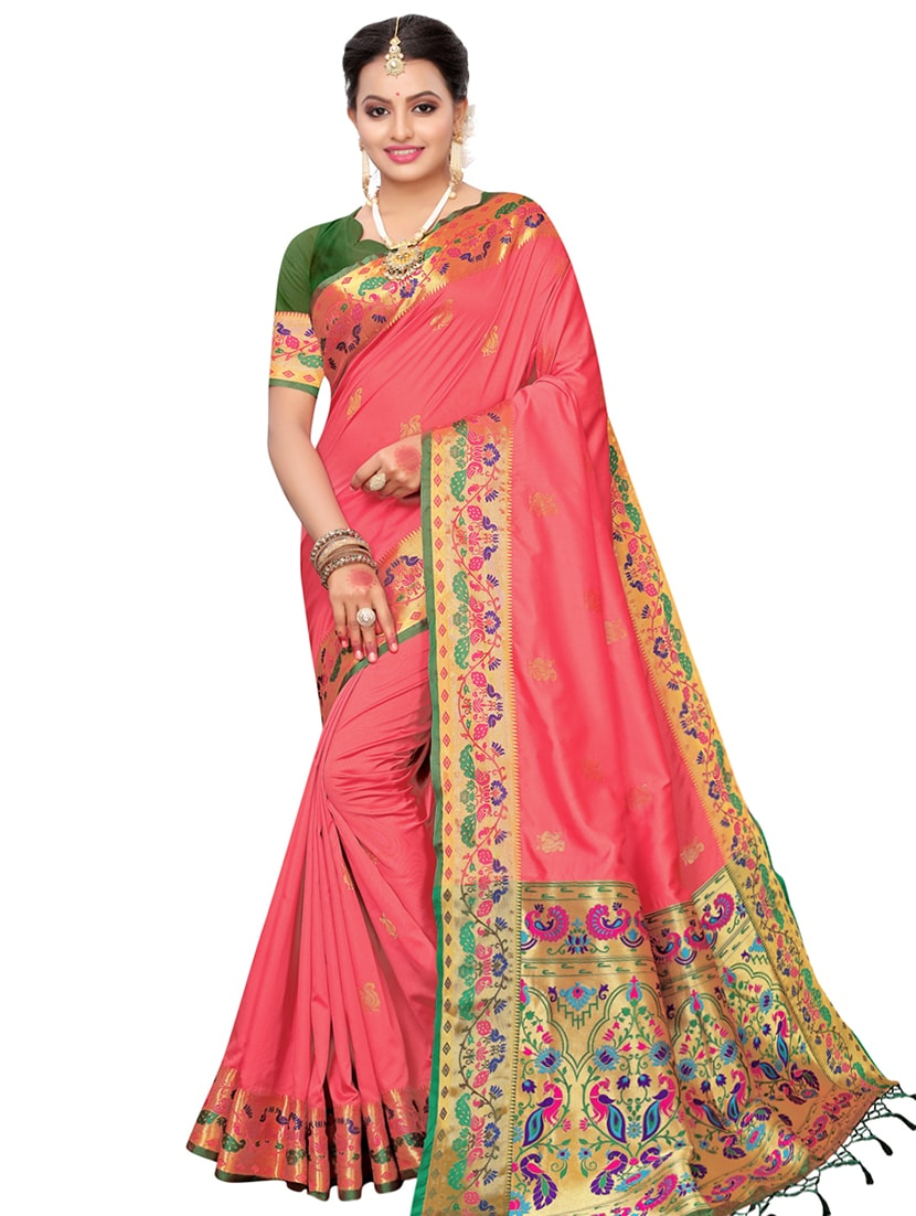 Buy Online Self Design Paithani Saree With Blouse From Ethnic Wear For Women By Swaron For 5470 At 9 Off 2021 Limeroad Com If you have many photos that you want to include, you. swaron