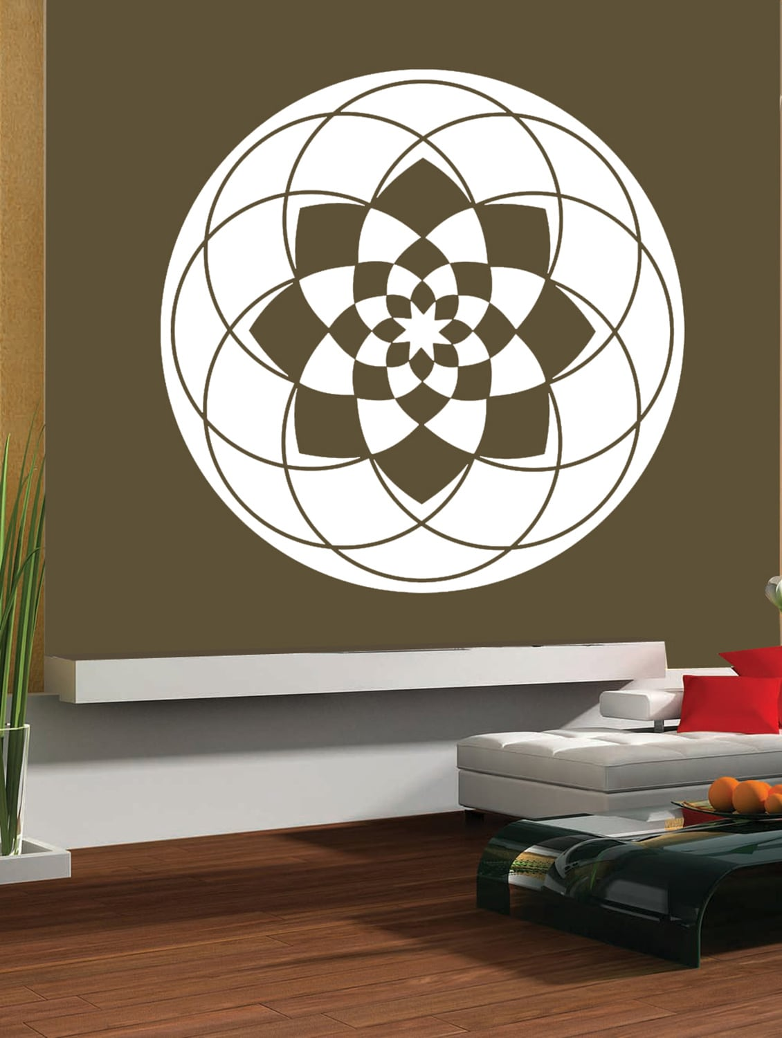 Buy Halo Wall Decal By Creative Width Online Shopping For Wall