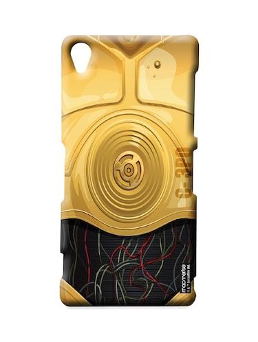 premium selection cb555 27e09 Star Wars - Attire C3Po - Case For Sony Xperia Z3